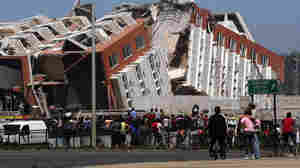 Rescue Effort Ramps Up In Chile; Death Toll Rises