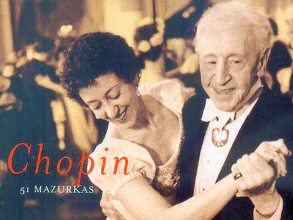 Pianist Artur Rubinstein cuts a rug