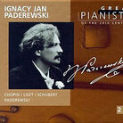 Cover for Ignacy Jan Paderewski