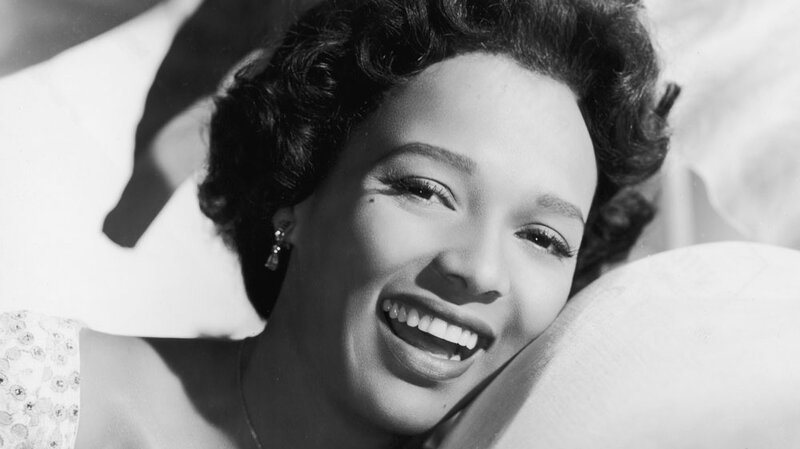 dorothy dandridge hollywood trailblazer but with a price npr