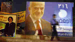 Religion Plays A Lesser Role In Iraq's Election Season