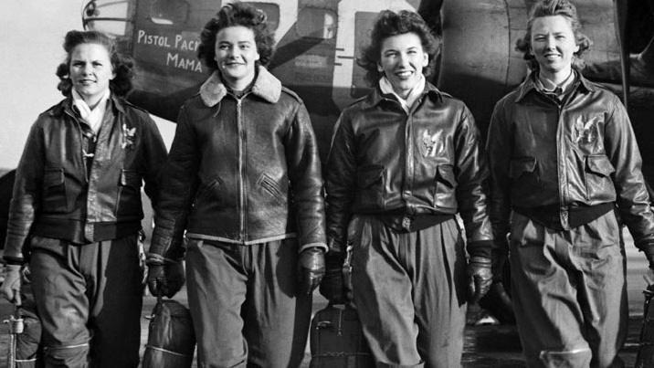 Female Wwii Pilots The Original Fly Girls Npr