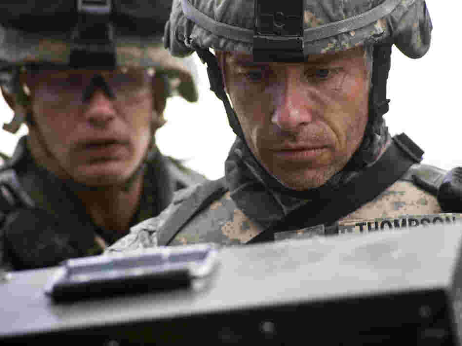 Film image of 'The Hurt Locker'