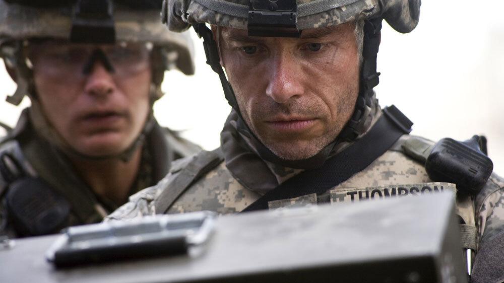 Veterans Say Exaggerations Abound In Hurt Locker Npr