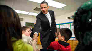 States 'Race' To Adopt Obama's Schools Policies