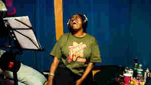 In The Studio: Sharon Jones And The Dap-Kings