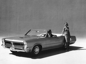 Pontiac Tempest LeMans GTO