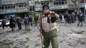 Afghan Officials Balk At Live TV Coverage Of Attacks