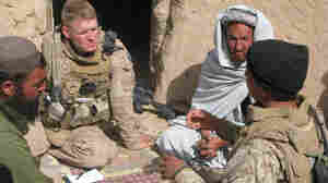 Fear Of Taliban Hinders U.S. Efforts In Marjah