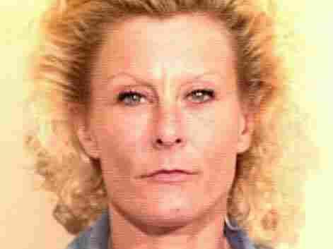 A booking mug shot of Colleen LaRose from 1997.