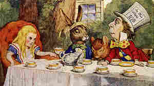 The Tea Party. John Tenniel/iStockphoto.com