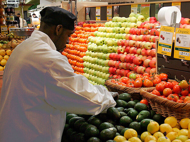 Researchers found that a 'sin tax' on unhealthful foods maybe a first step to raising awareness of bad habits. (Getty Images)