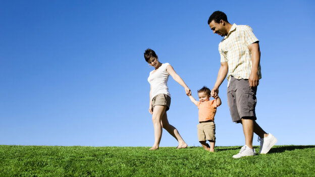 Can parents rely on instincts alone to raise their children?