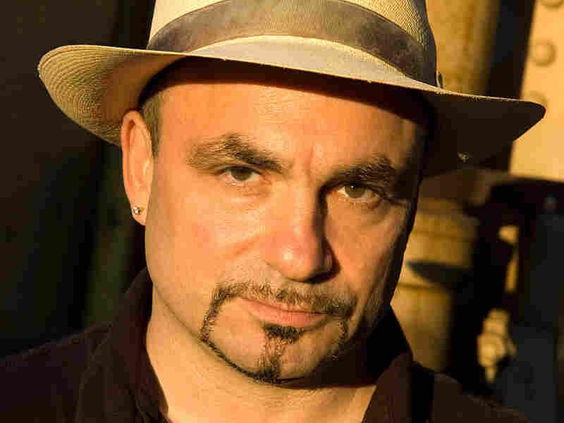 Portrait of Matthew Skoller