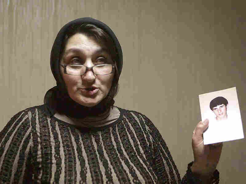 Svetlana Isayeva is the founder of Mothers of Dagestan for Human Rights.