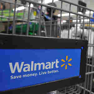 Wal-Mart Goes Big In Fringe Banking