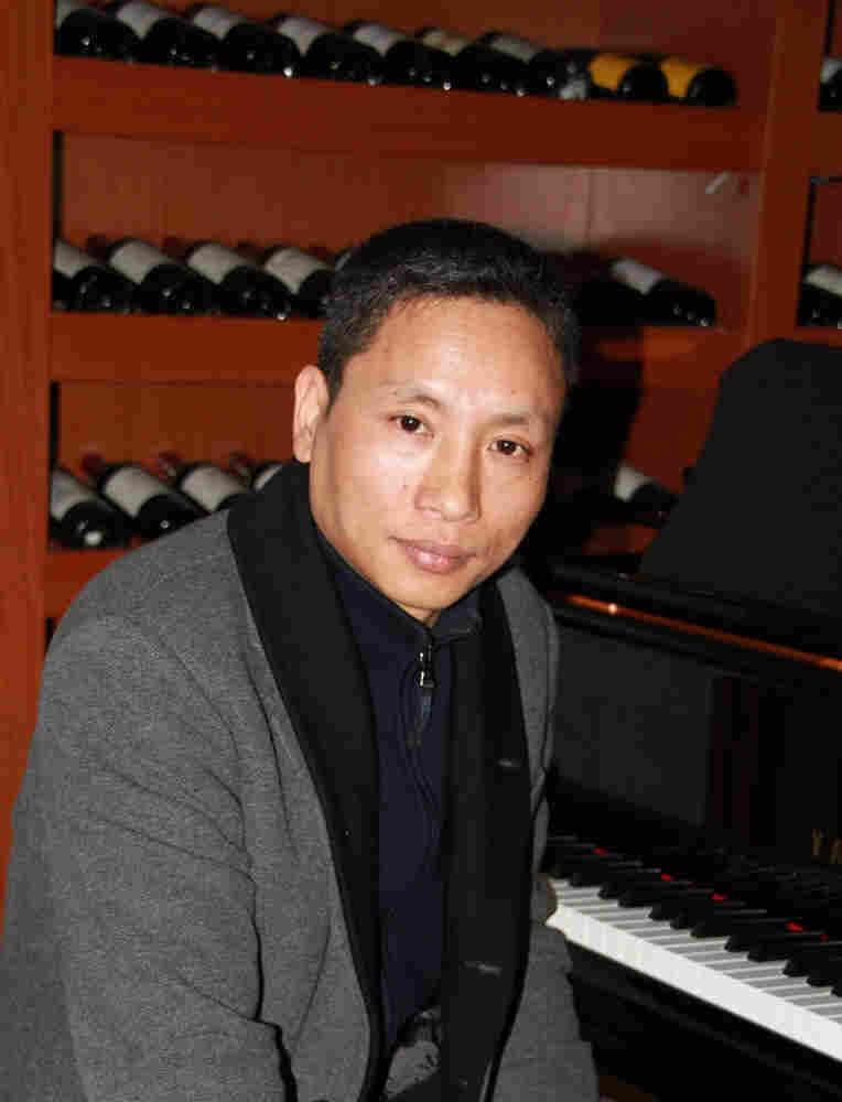 Millionaire Chen Wenda