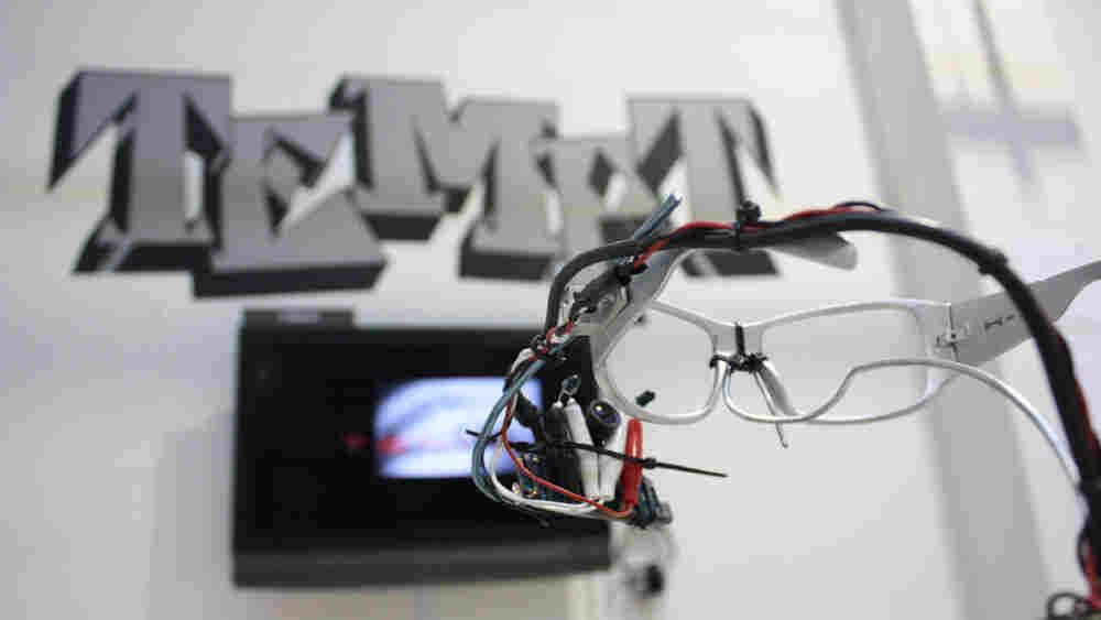 The EyeWriter. EyeWriter.org