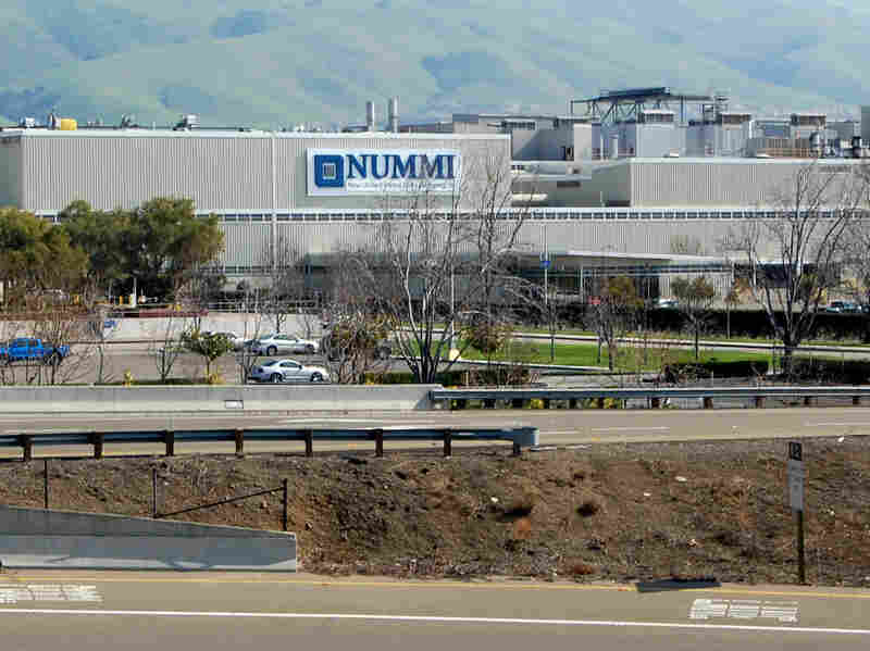 New United Motor Manufacturing Inc., in Fremont, Calif.