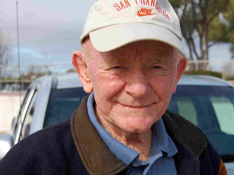 Earl Ferguson worked at the GM Fremont plant for two decades.