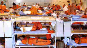 Los Angeles County jails are releasing prisoners early because of budget constraints.