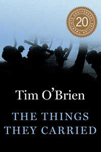 Cover of 'The Things They Carried'