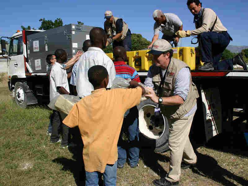 USAID In Haiti