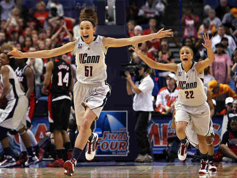 Huskies Win 2009 NCAA Tournament