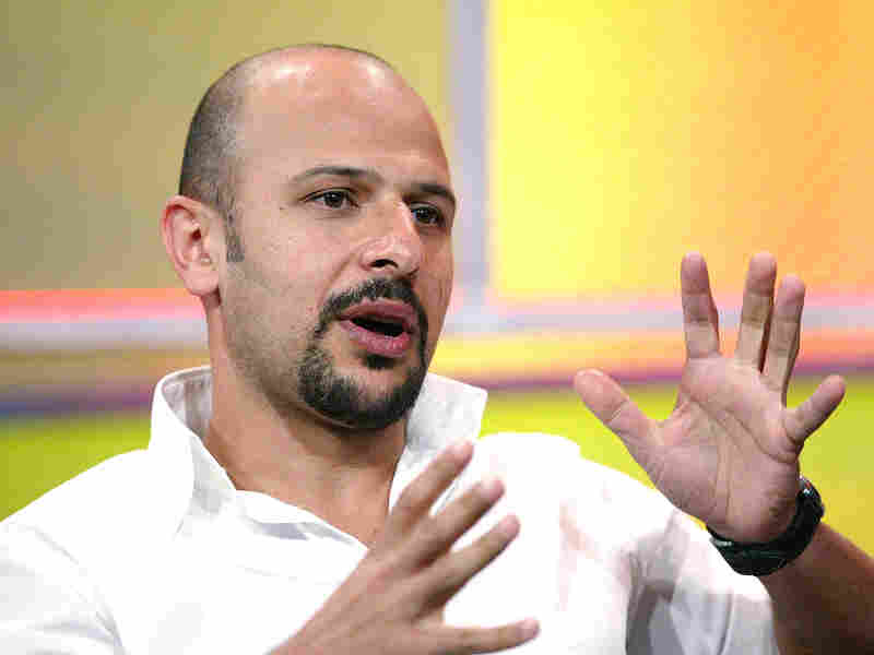 Comedian Maz Jobrani