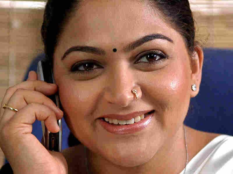 Indian actress Khushboo