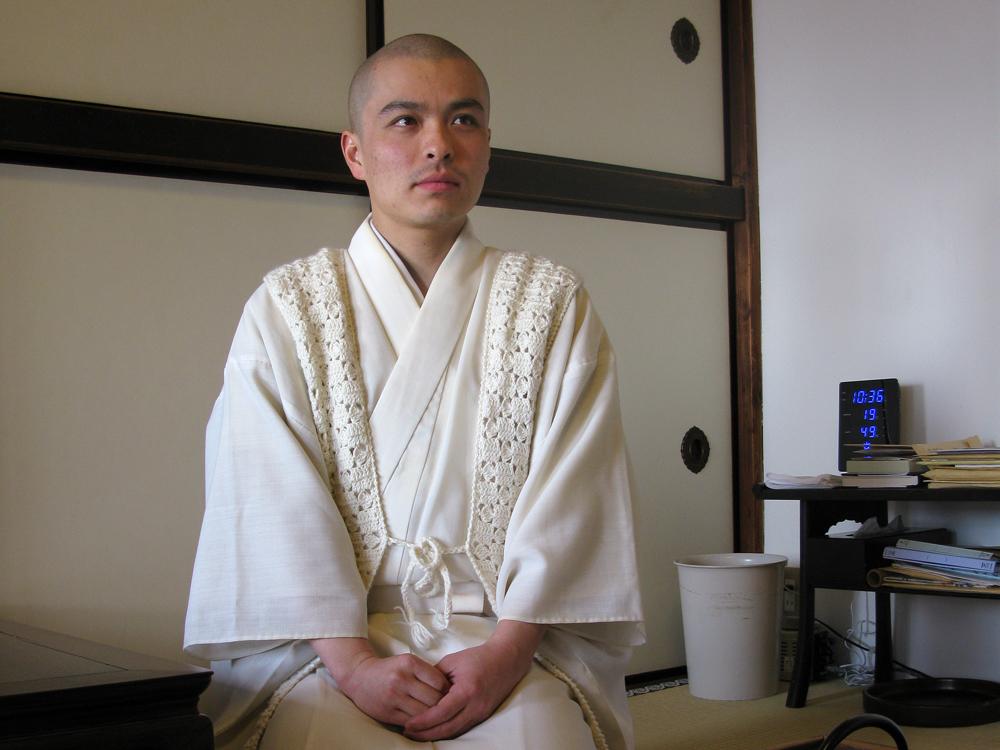 Monk Endo Mitsunaga