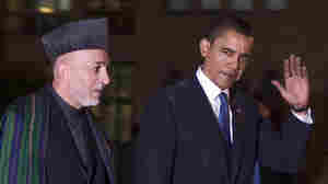 Obama In Afghanistan: A Visit Shrouded In Secrecy
