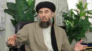 Gulbuddin Hekmatyar in 2001