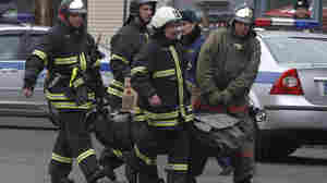 Dual Suicide Attacks Kill 39 On Moscow Subway