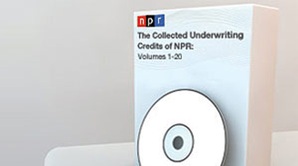 You'll laugh. You'll cry. You'll remember what makes NPR funding credits great.