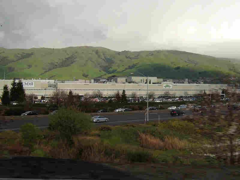 The NUMMI plant in Fremont, Calif.