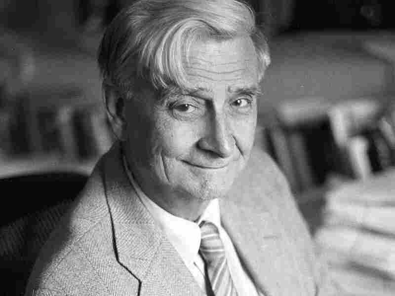Pulitzer Prize-winning Harvard biologist E.O. Wilson
