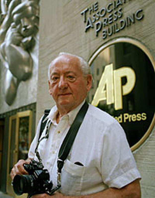Remembering Marty Lederhandler Ap Photographer The