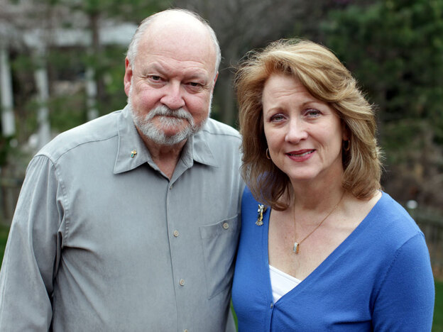 "Chuck and Kathy Collins lost their daughter Tiffanie to bacterial meningitis in 1996. This summer, they chaired the national conference of The Compassionate Friends. You can read more about <a href=""http://www.compassionatefriends.org/home.aspx"">the organization here</a>."