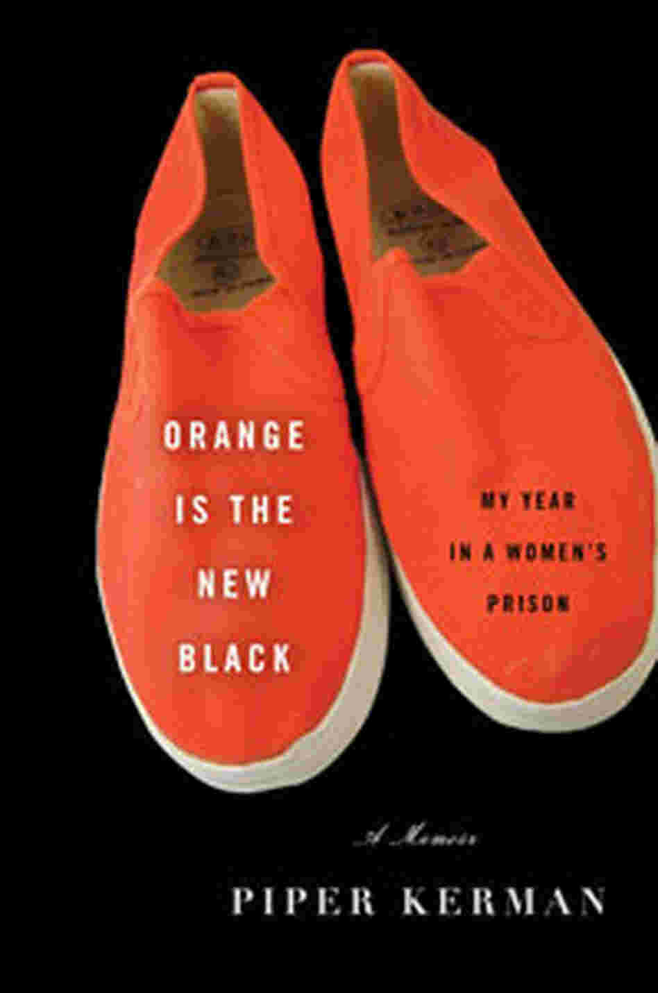 Cover of 'Orange Is The New Black'