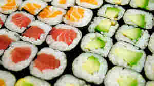 How Gut Bacteria Evolved To Feast On Sushi