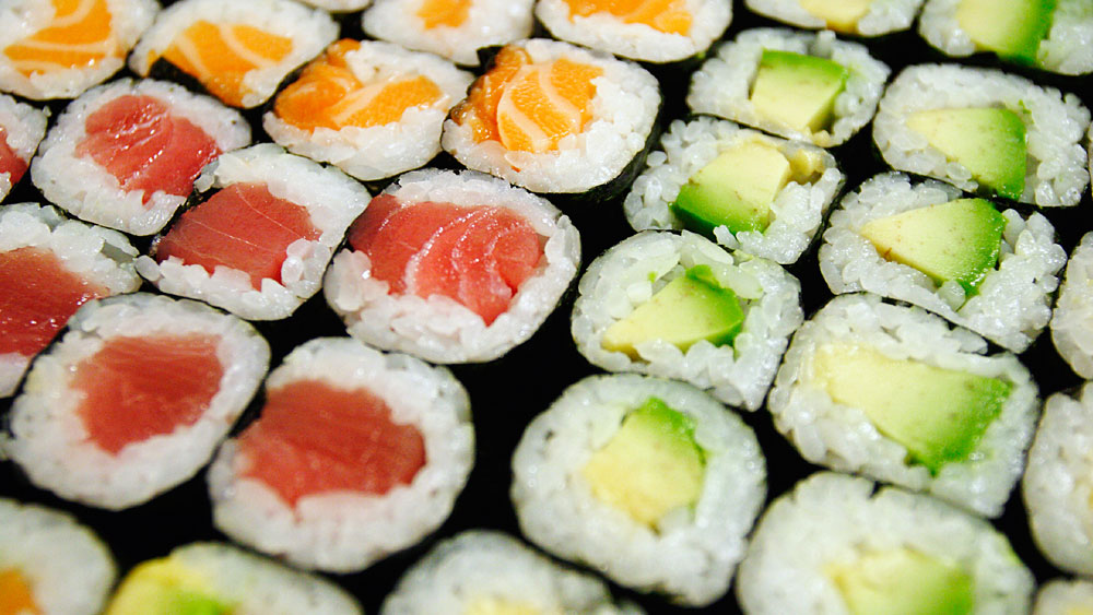 How Gut Bacteria Evolved To Feast On Sushi Npr While sushi calories may vary by their sizes, there are minimal deviations. gut bacteria evolved to feast on sushi