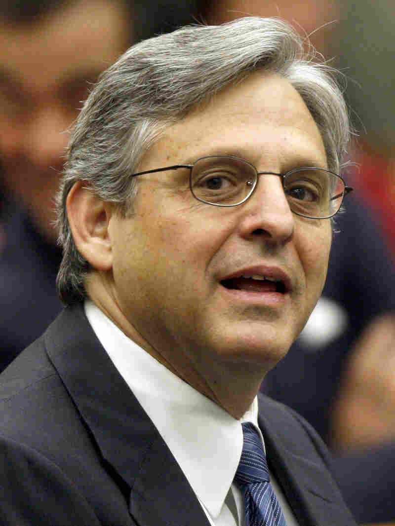 Judge Merrick Garland, U.S. Court of Appeals for the District of Columbia Circuit