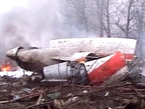 Polish Leader, Lawmakers Dead In Jet Crash - 雪山飞狐 - JOKUL VOLANT TOD