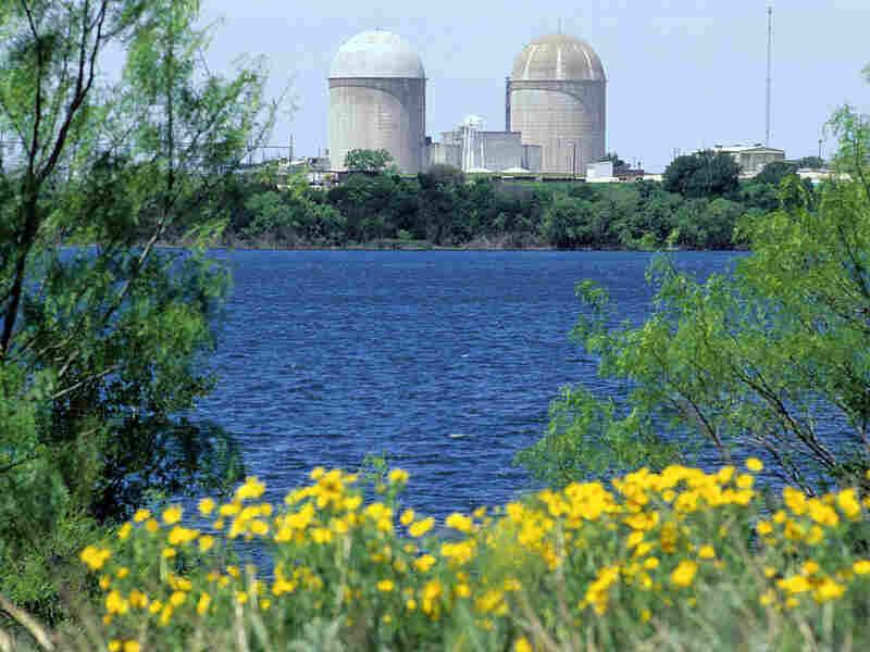 Comanche Peak Nuclear Power Plant Unit 1 and Unit 2 in Glen Rose, Texas