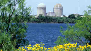 Comanche Peak Nuclear Power Plant Unit 1 and Unit 2 in Glen Rose, Texas