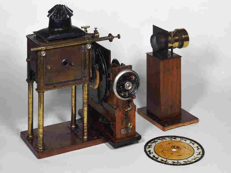 Eadweard Muybridge's Zoopraxiscope