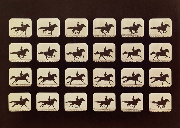[Interactive:Eadweard Muybridge's Work]