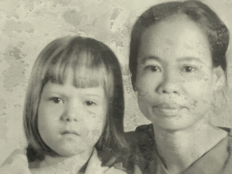 How were the lives of vietnamese and amerasian children affected by the vietnam war