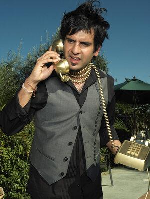 Goldspot lead singer Siddhartha Khosla